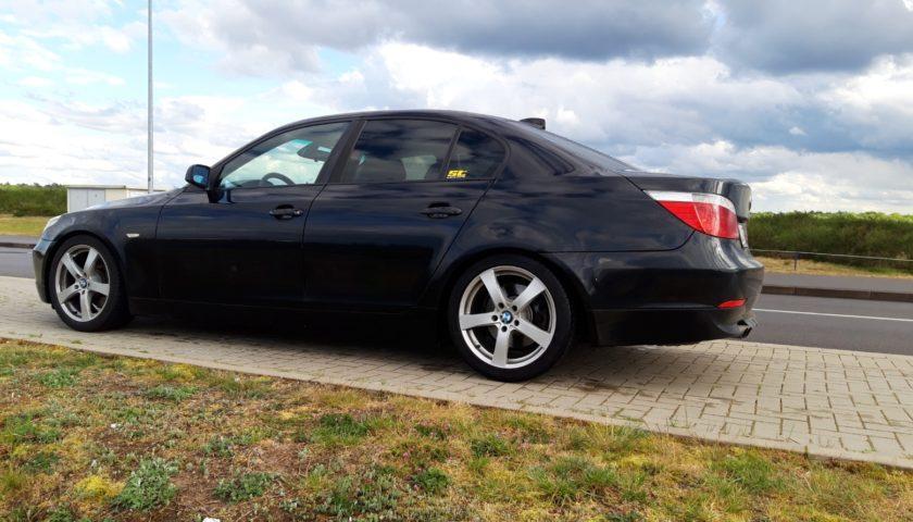 Mein BMW E60 530i