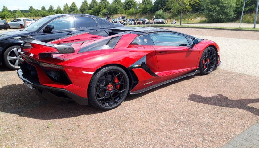 Lamborghini Aventador ALA
